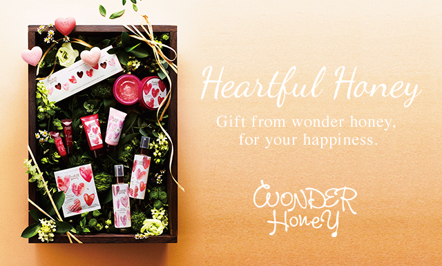 Heartful Honey Gift from wonder honey, for your happiness.