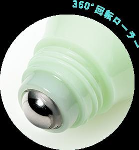 360°回転ローラー
