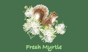 Fresh Myrtle